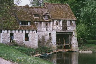 Le Moulin d'Andé